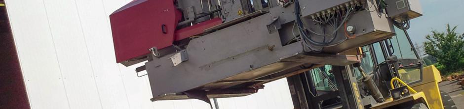 machine-trade.de -Behringer HBP 850 A